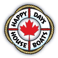 Happy Days Houseboats Logo
